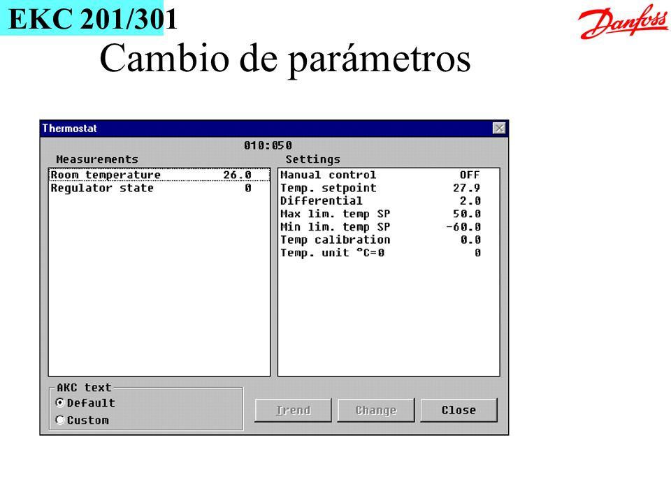 &[Archivo] EKC 201/301 Cambio de parámetros